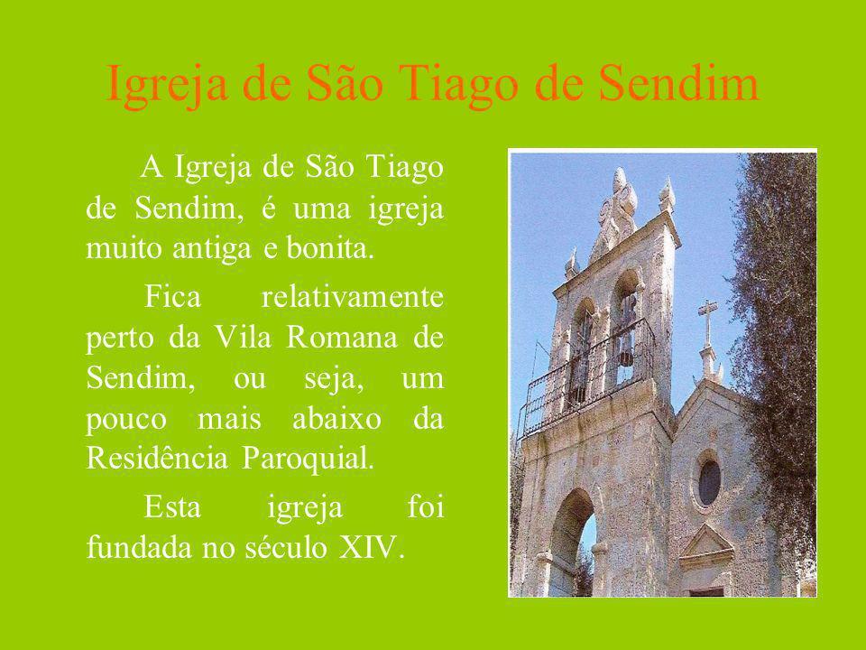 Igreja de São Tiago de Sendim