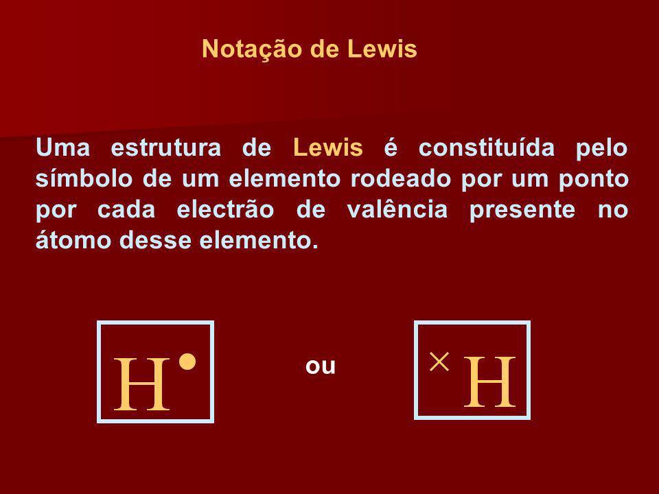 Notação de Lewis