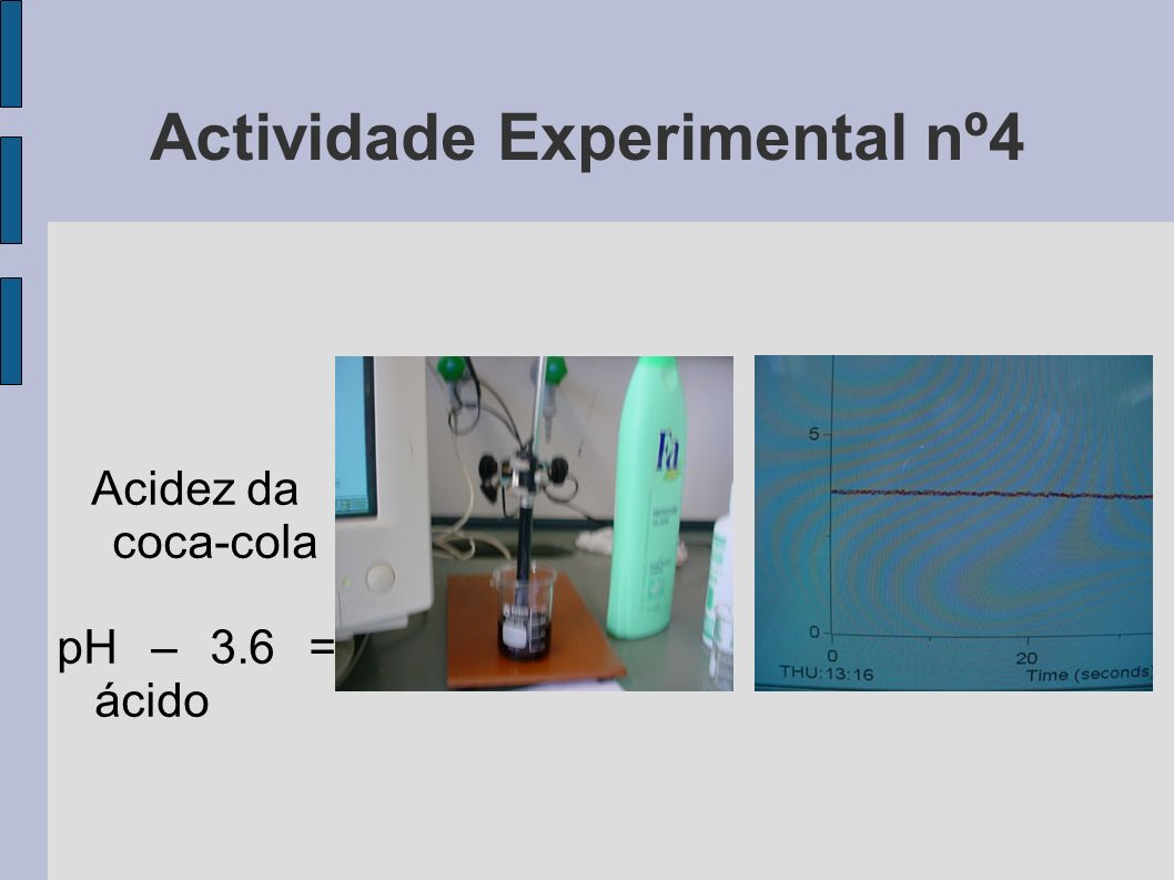 Actividade Experimental nº4