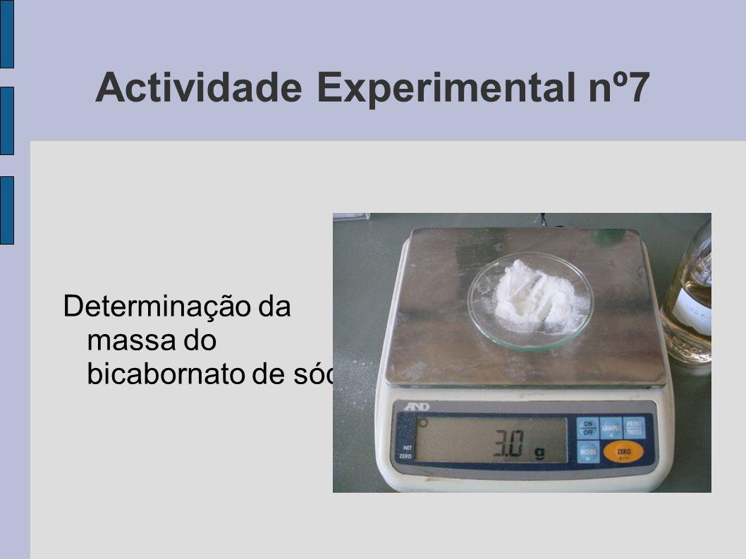 Actividade Experimental nº7