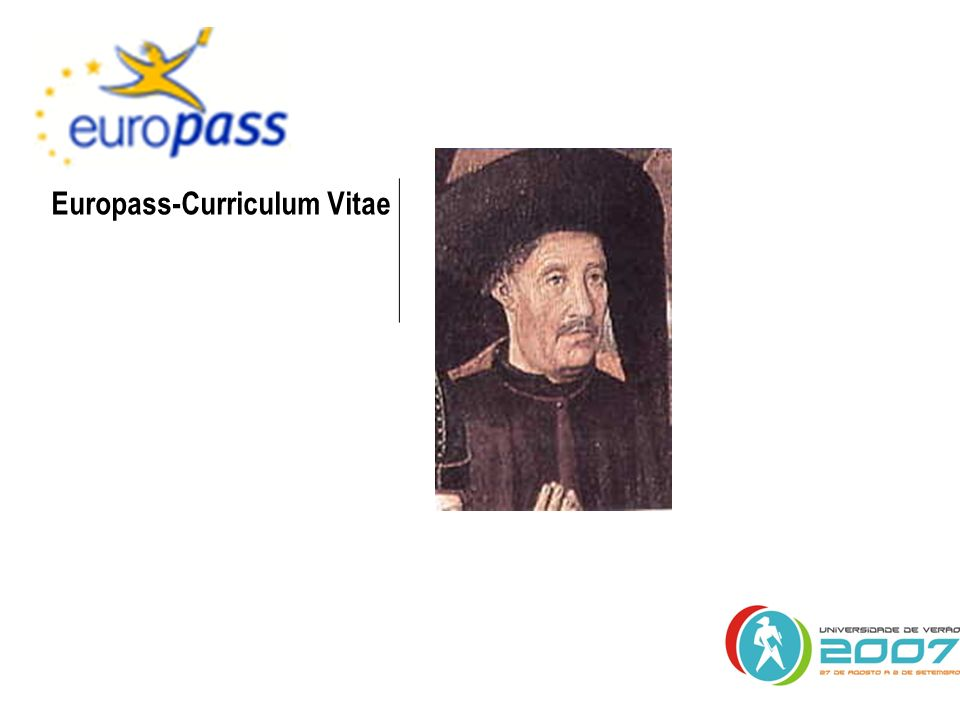 Europass-Curriculum Vitae