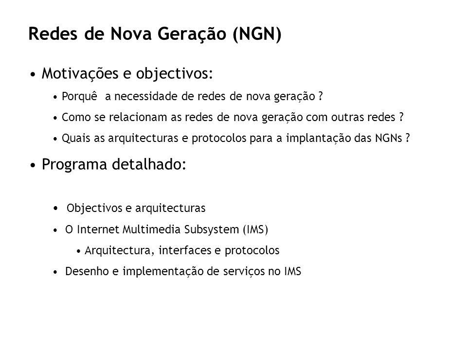 Redes de Nova Geração (NGN)