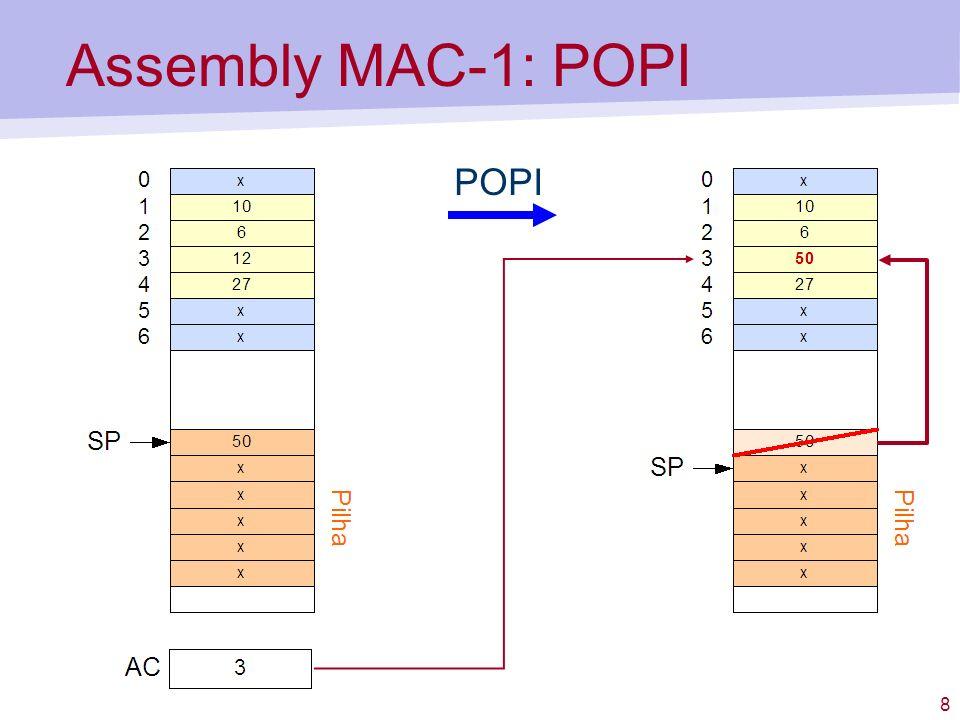 Assembly MAC-1: POPI POPI
