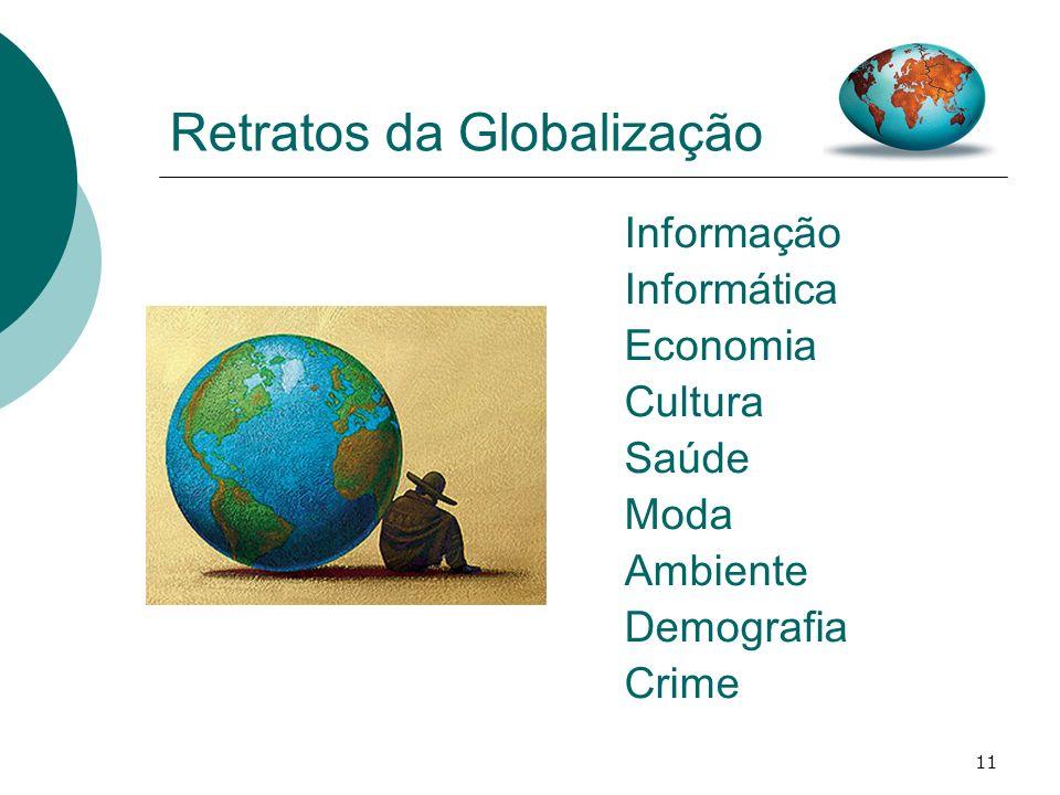 Retratos da Globalização