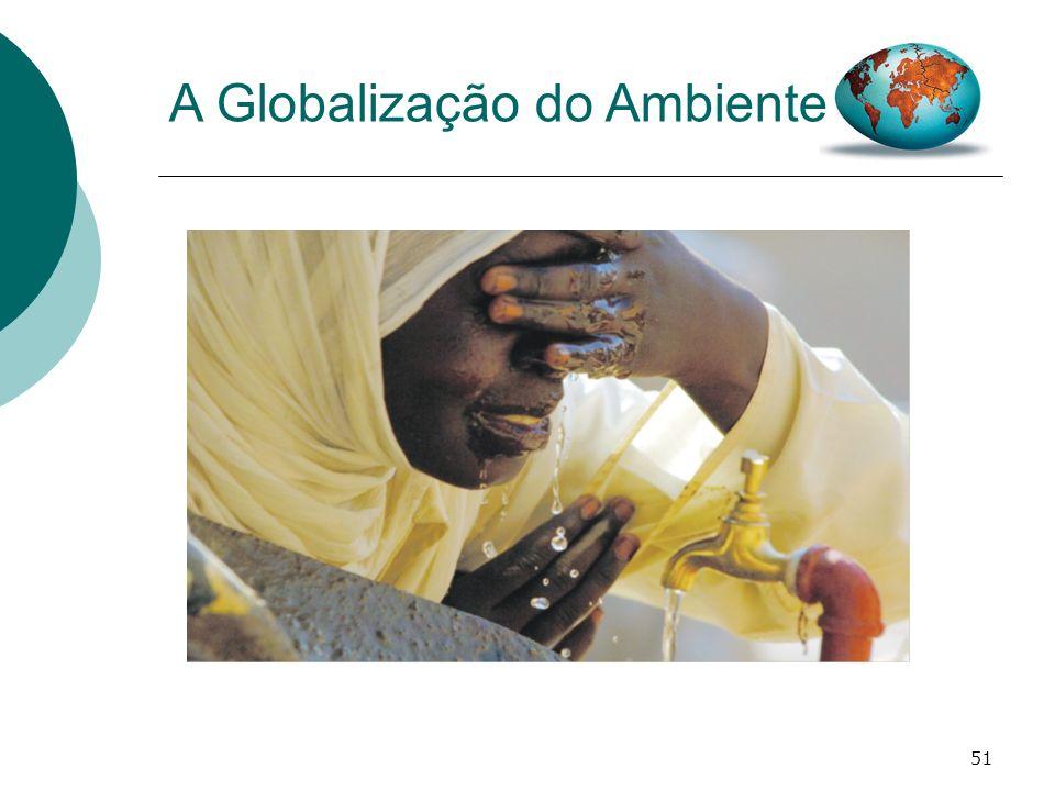 A Globalização do Ambiente