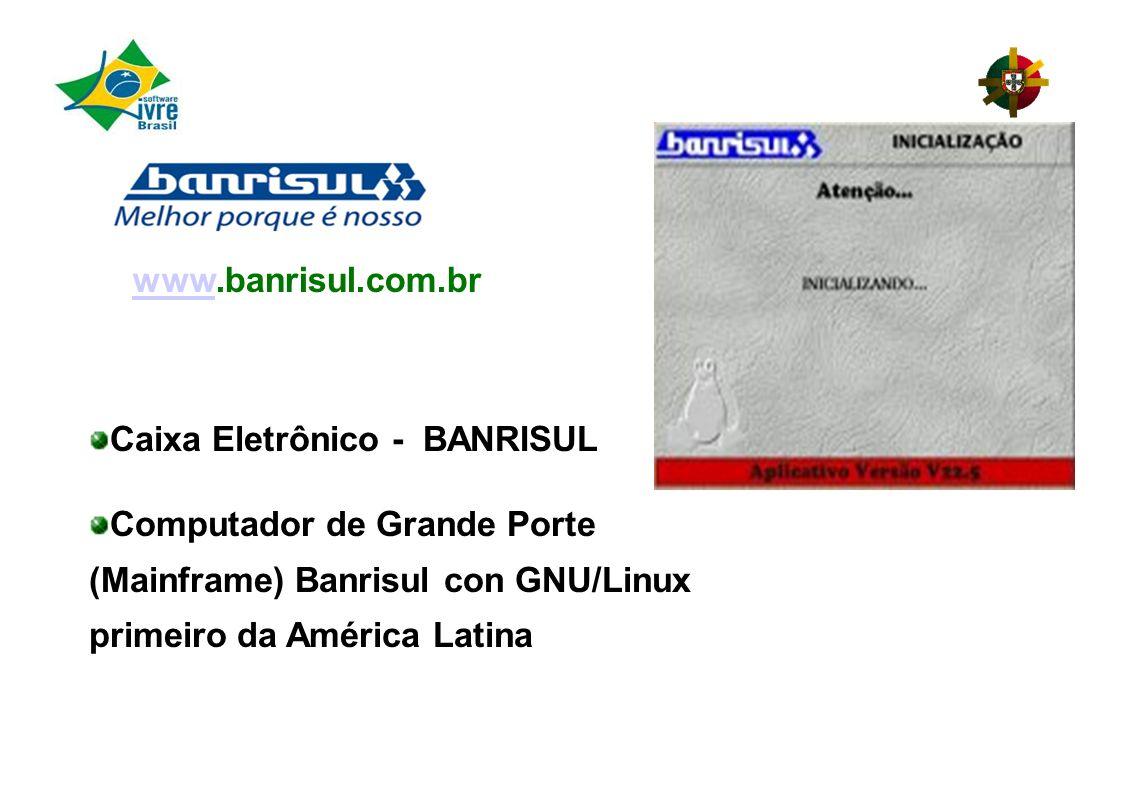 www.banrisul.com.br Caixa Eletrônico - BANRISUL.