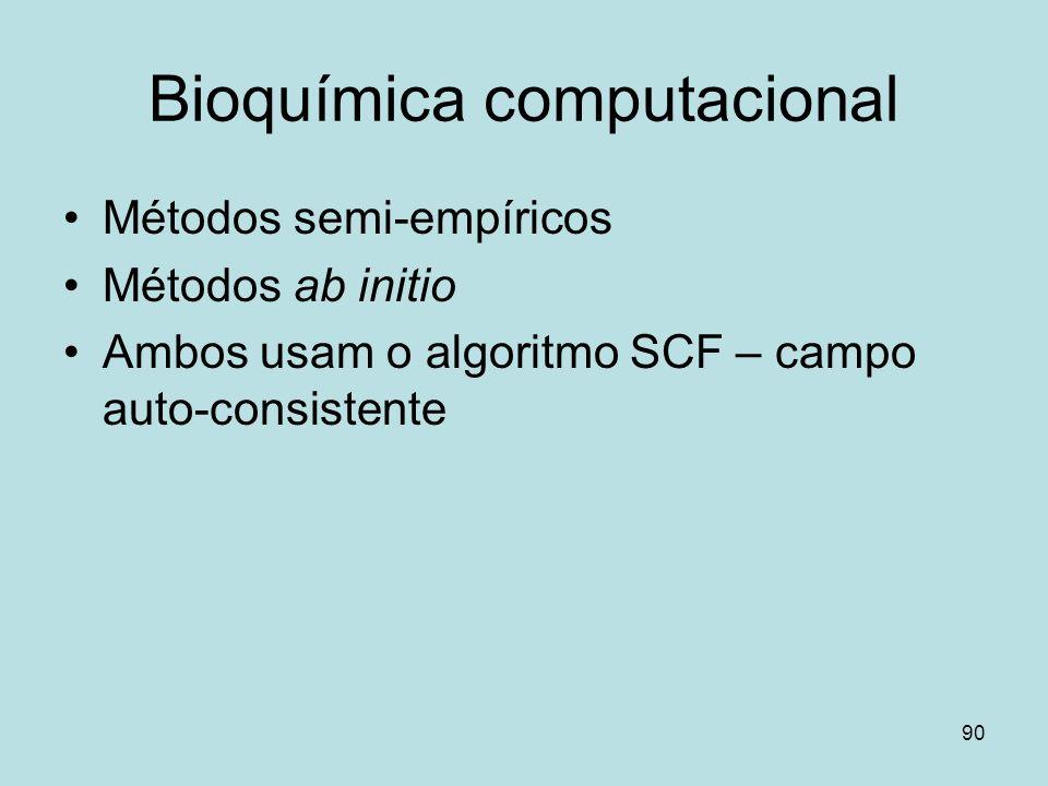 Bioquímica computacional