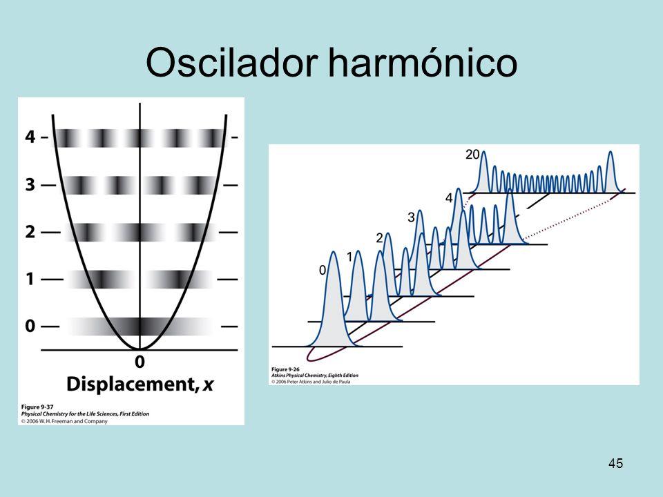 Oscilador harmónico