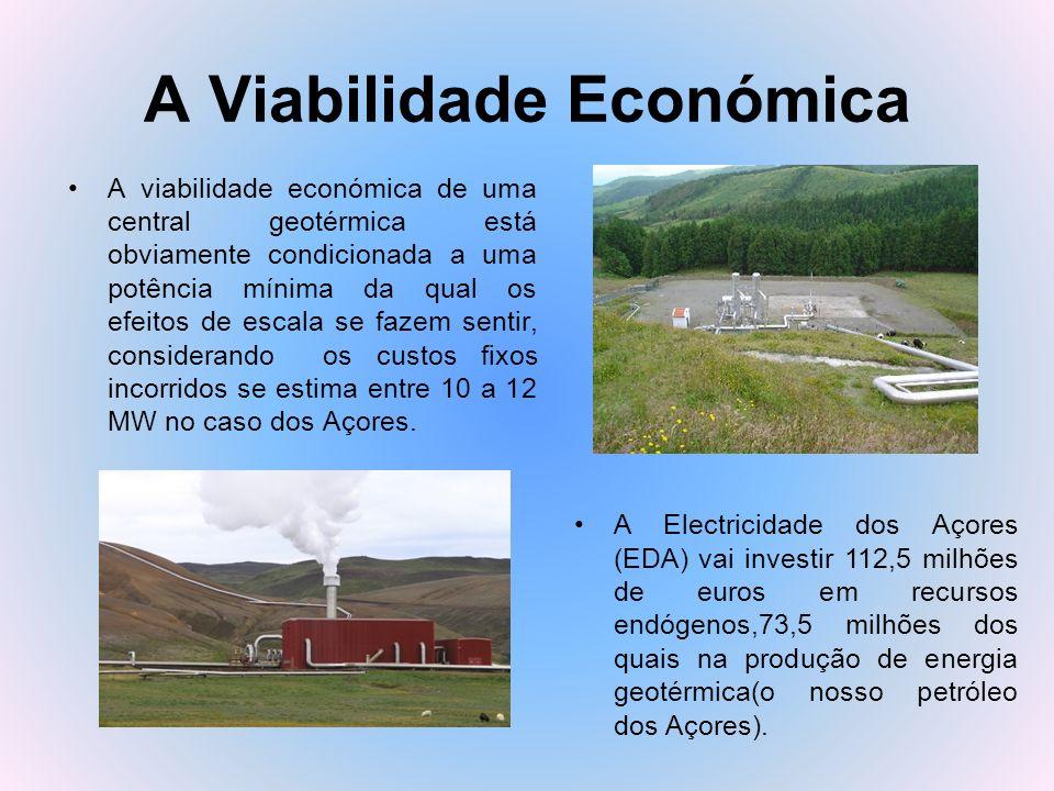 A Viabilidade Económica
