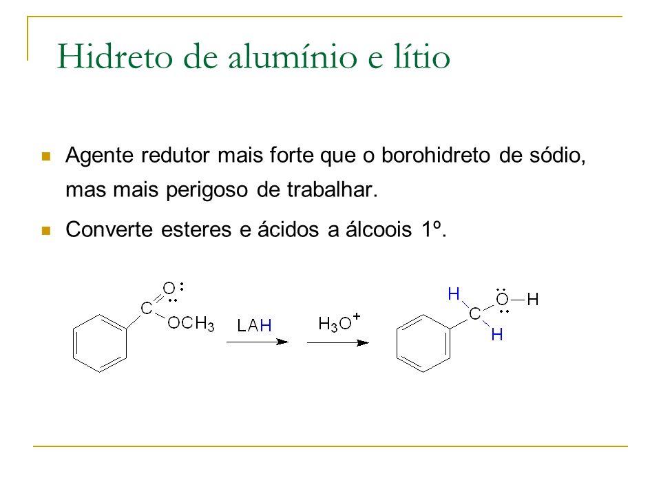 Hidreto de alumínio e lítio
