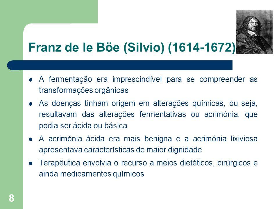 Franz de le Böe (Silvio) (1614-1672)