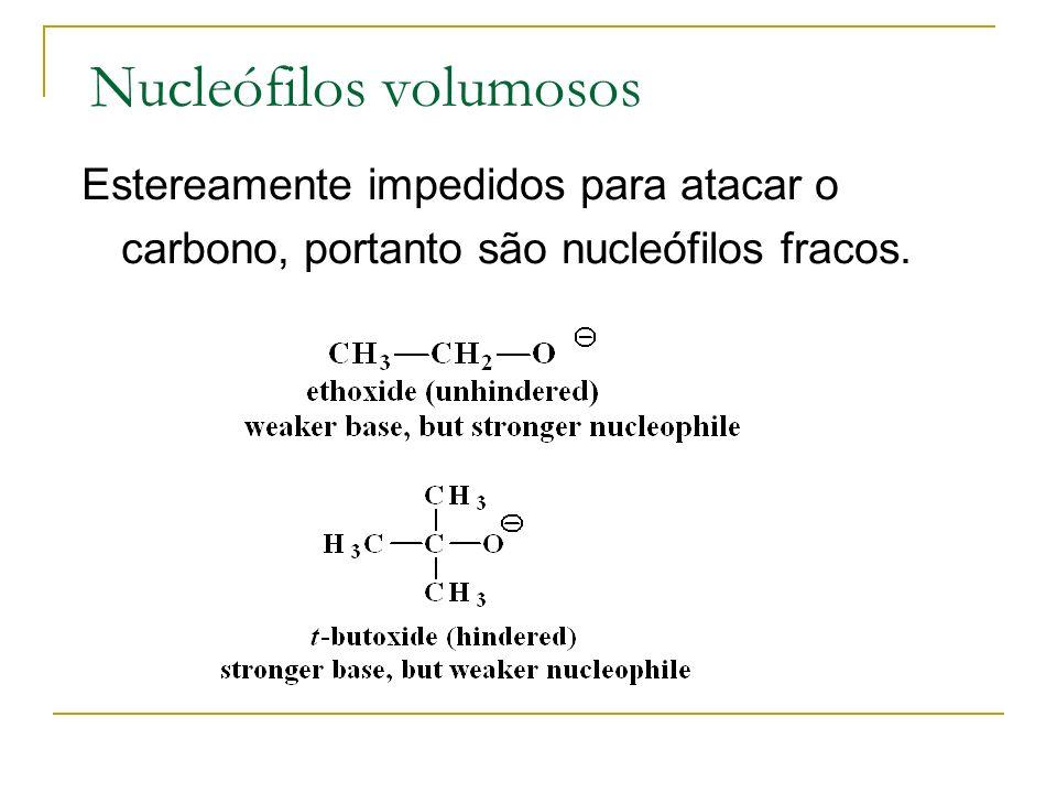 Nucleófilos volumosos