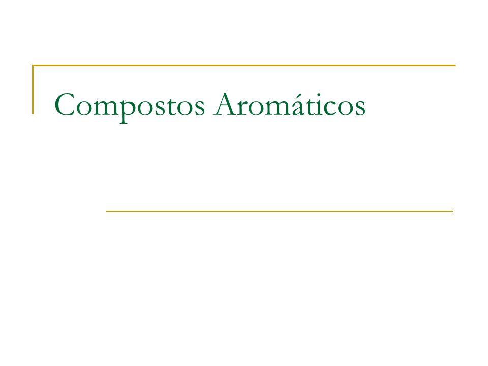 Compostos Aromáticos