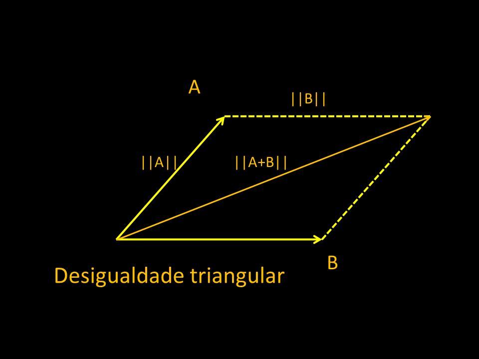 Desigualdade triangular