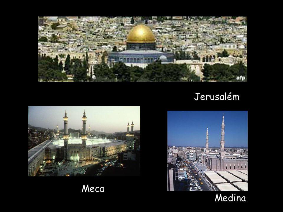 Jerusalém Meca Medina