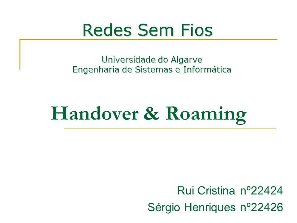 Rui Cristina nº22424 Sérgio Henriques nº22426