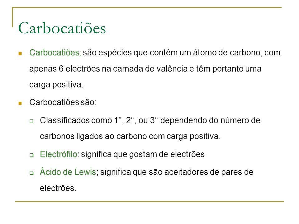 Carbocatiões