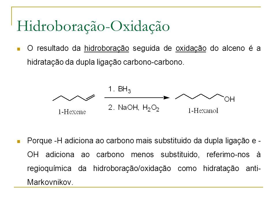 Hidroboração-Oxidação