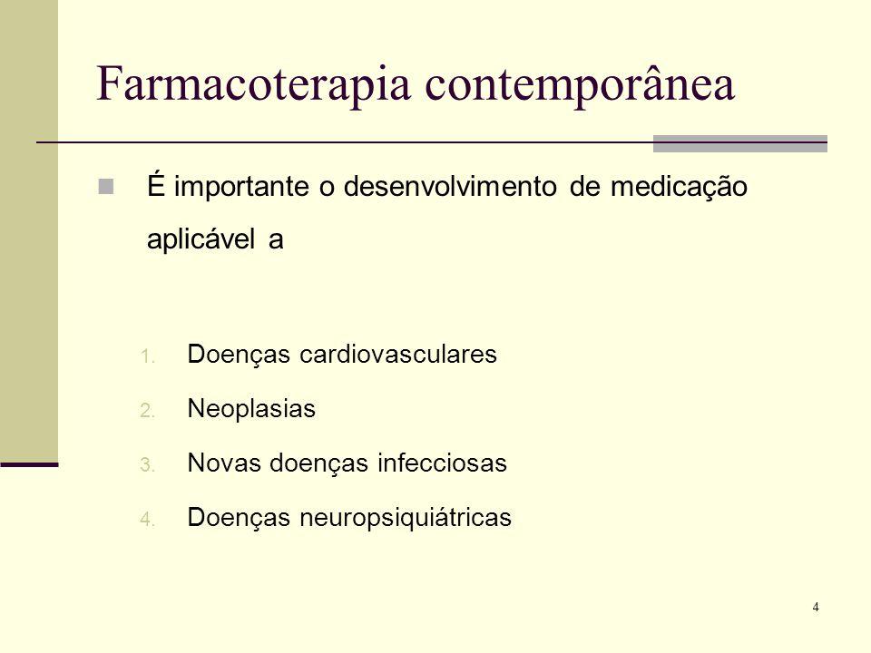 Farmacoterapia contemporânea