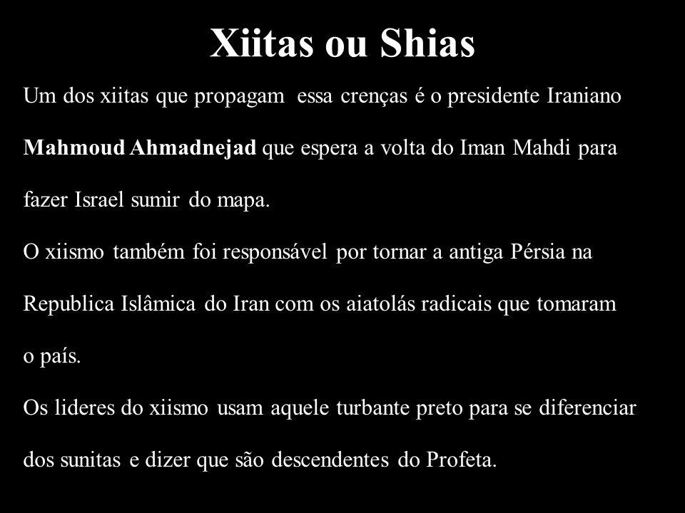 Xiitas ou Shias