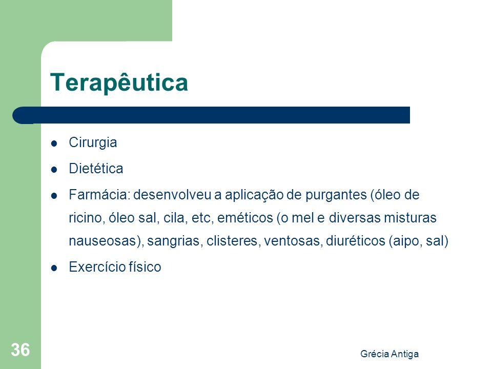 Terapêutica Cirurgia Dietética