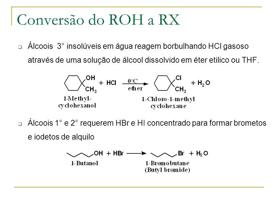 Conversão do ROH a RX