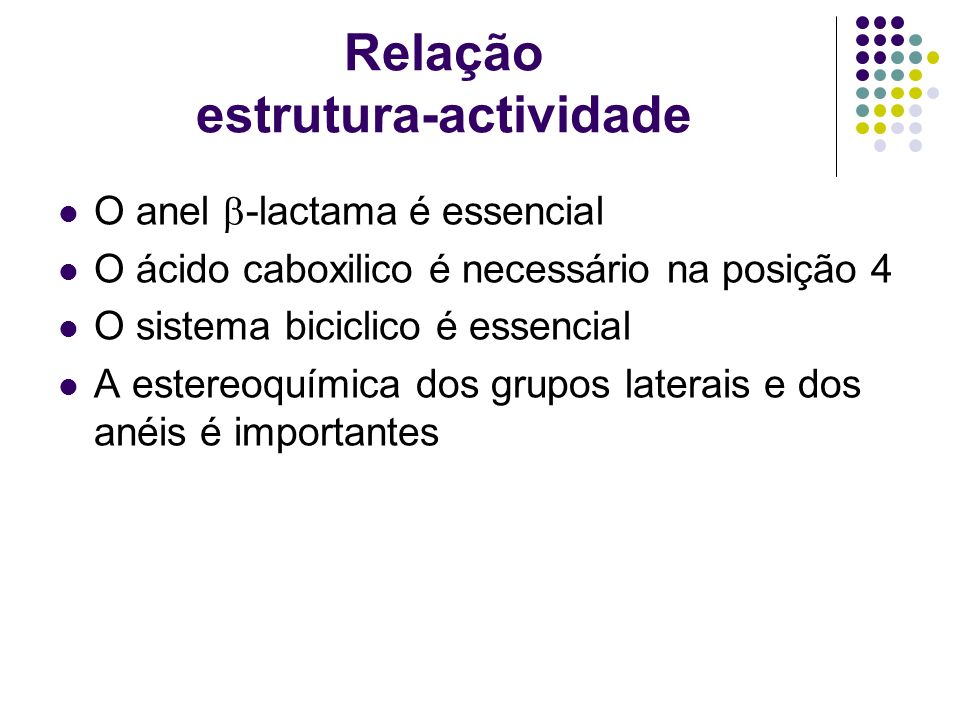 Relação estrutura-actividade