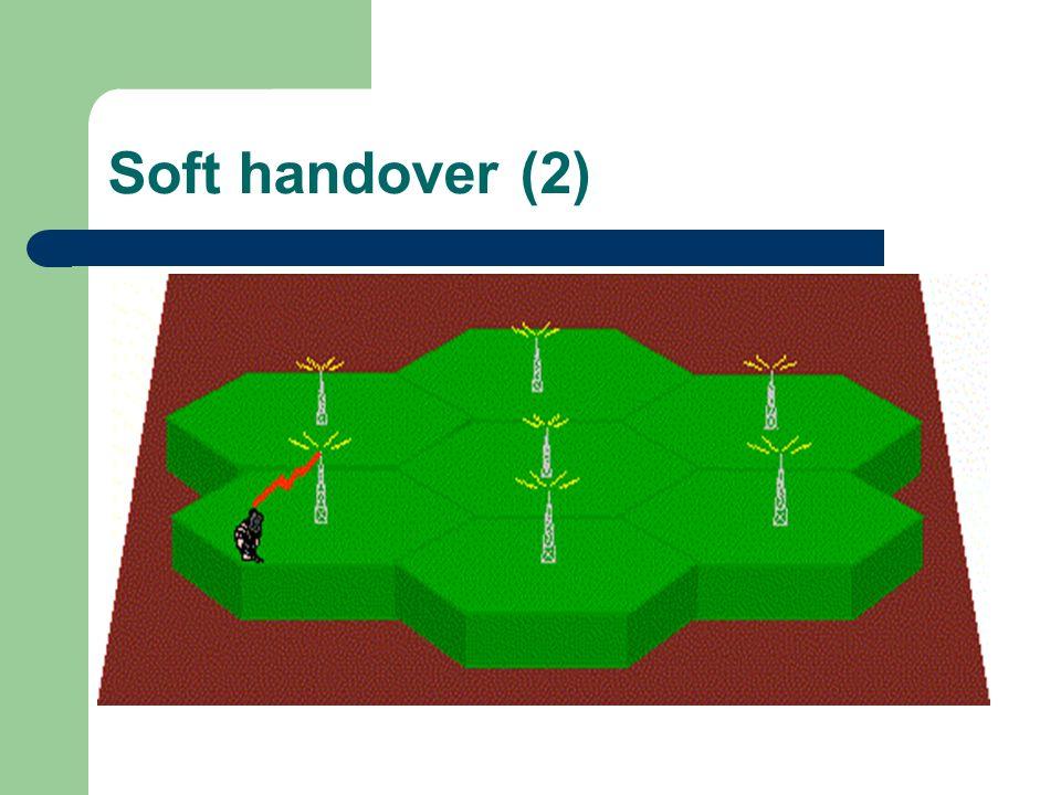 Soft handover (2)