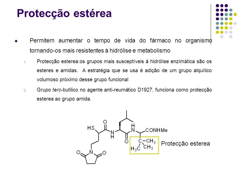 Protecção estérea Protecção esterea