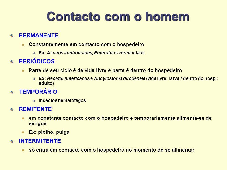 Contacto com o homem PERMANENTE PERIÓDICOS TEMPORÁRIO REMITENTE