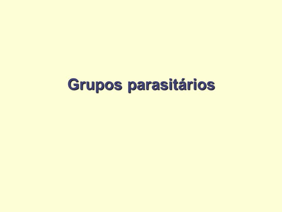 Grupos parasitários