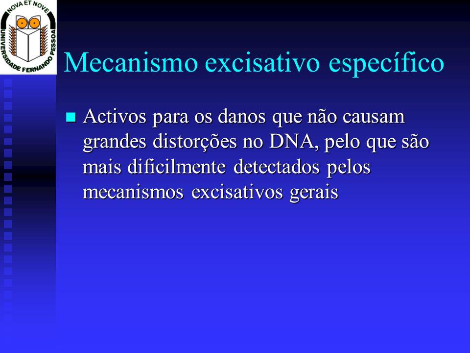 Mecanismo excisativo específico