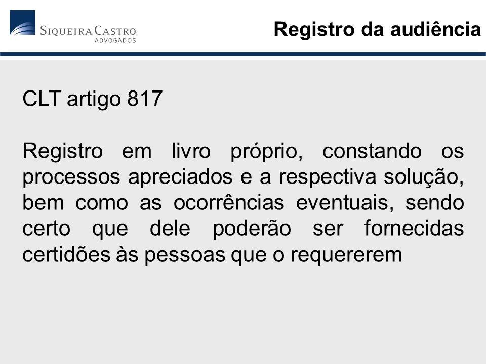 Artigo 461 da clt