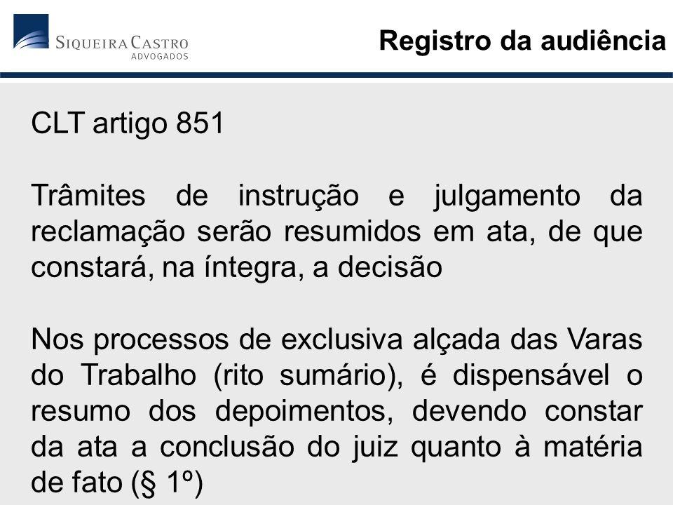 Artigo 58 da clt