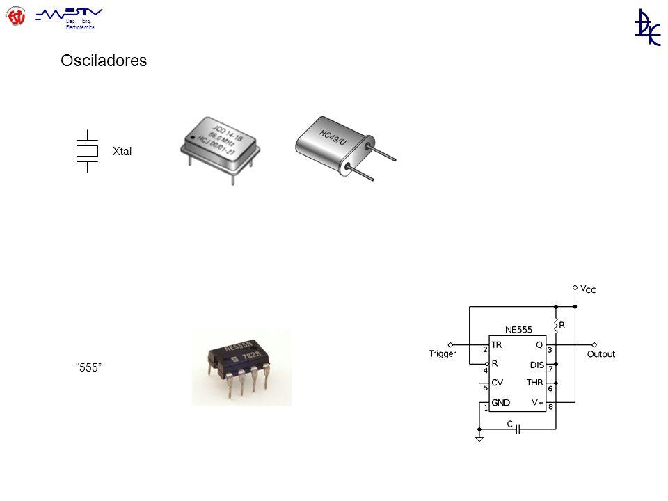 Osciladores Xtal 555
