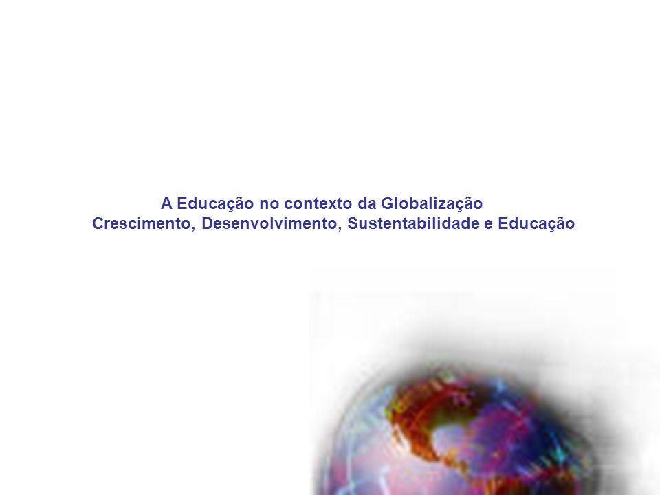 A Educação no contexto da Globalização
