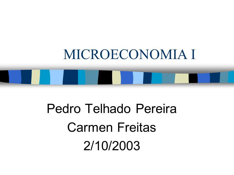 Pedro Telhado Pereira Carmen Freitas 2/10/2003