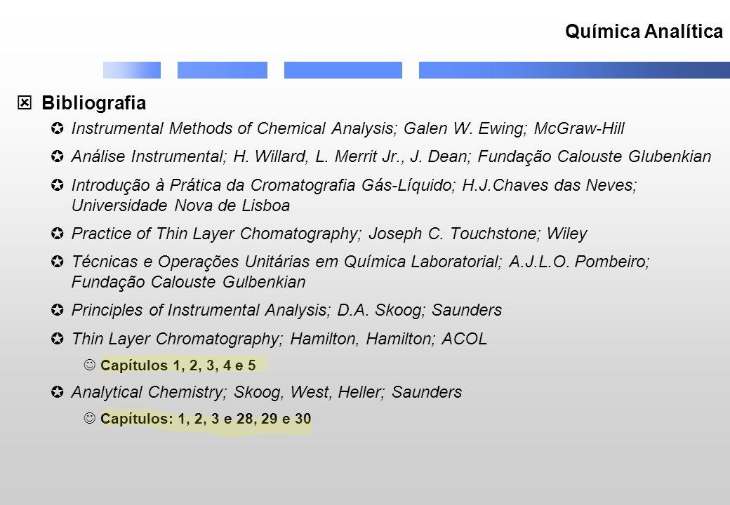 Química Analítica Bibliografia