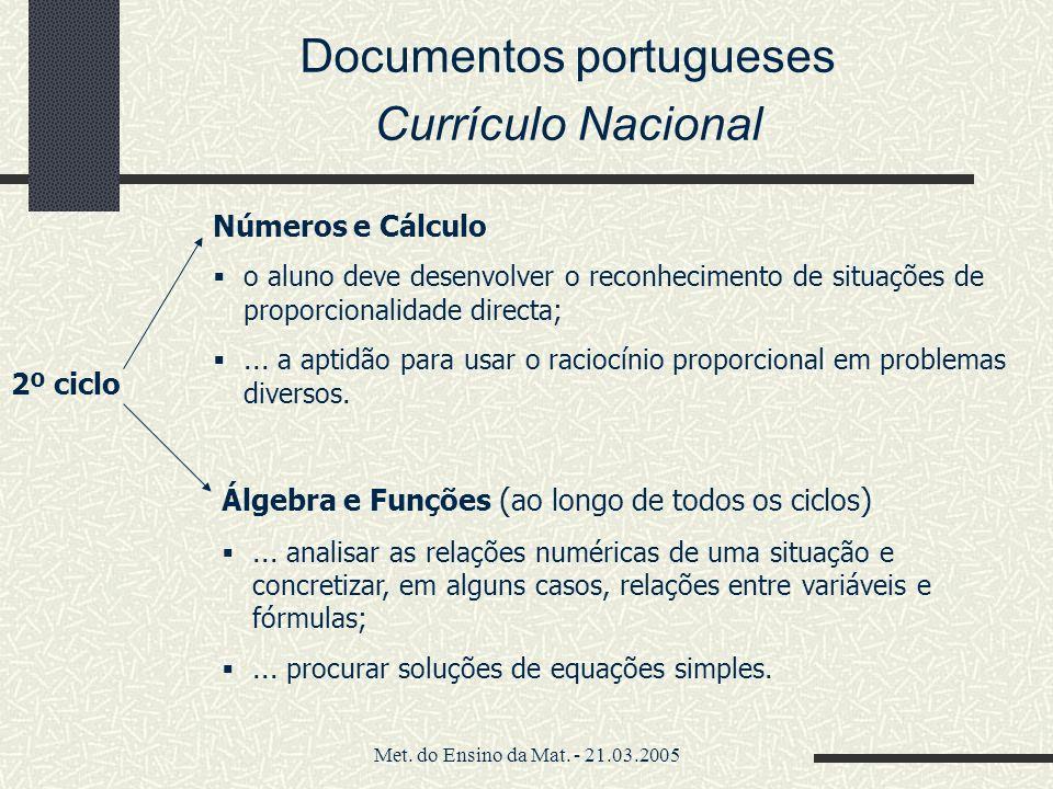 Documentos portugueses