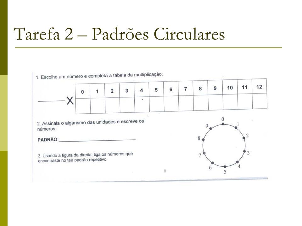 Tarefa 2 – Padrões Circulares