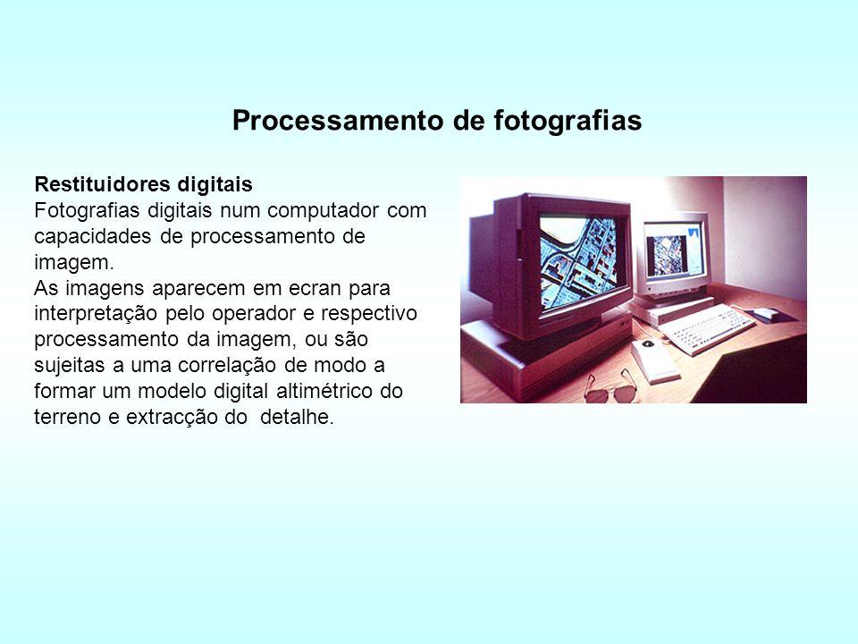 Processamento de fotografias