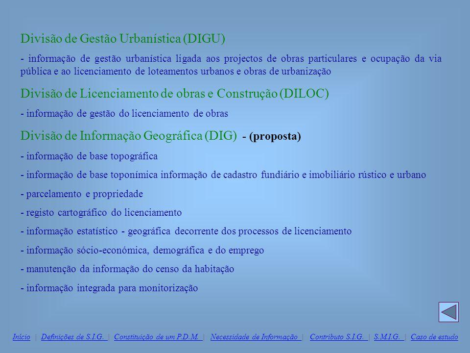 Divisão de Gestão Urbanística (DIGU)
