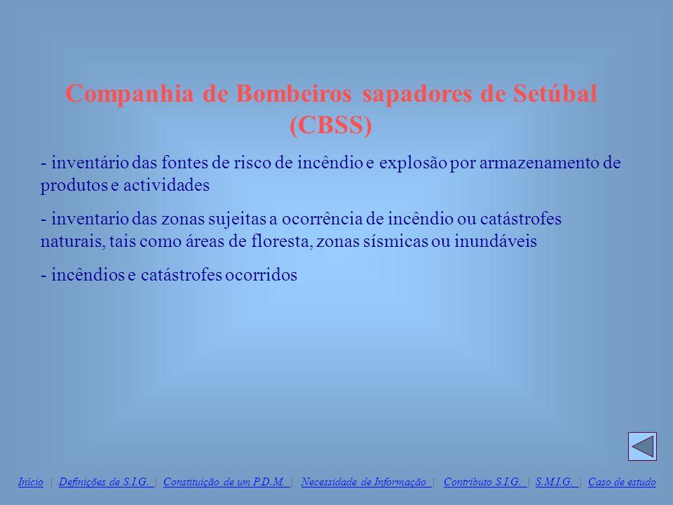 Companhia de Bombeiros sapadores de Setúbal (CBSS)