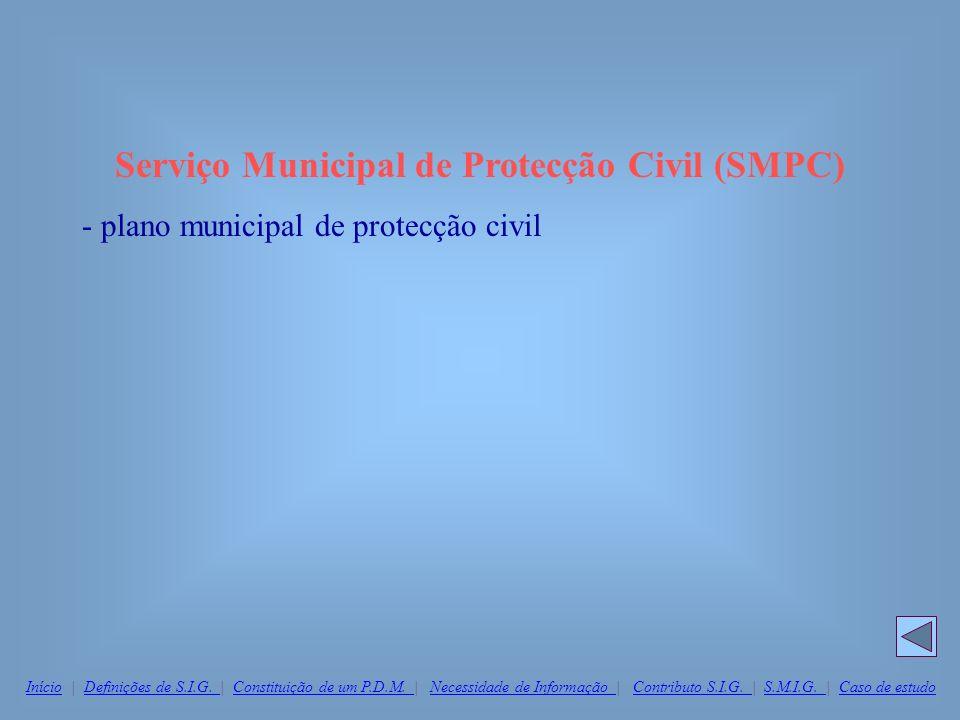 Serviço Municipal de Protecção Civil (SMPC)