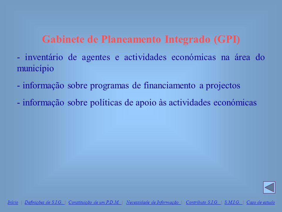 Gabinete de Planeamento Integrado (GPI)