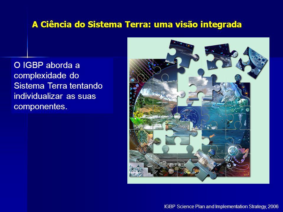 A Ciência do Sistema Terra: uma visão integrada