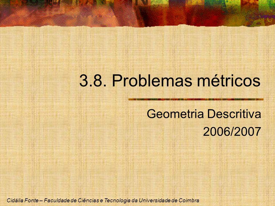 Geometria Descritiva 2006/2007