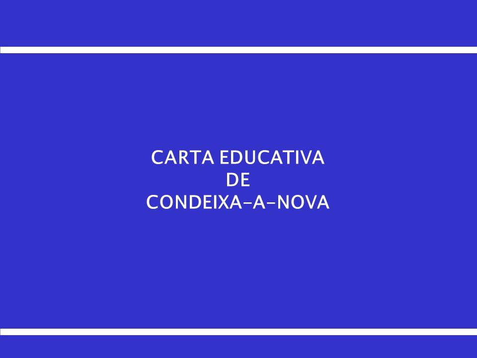 CARTA EDUCATIVA DE CONDEIXA-A-NOVA