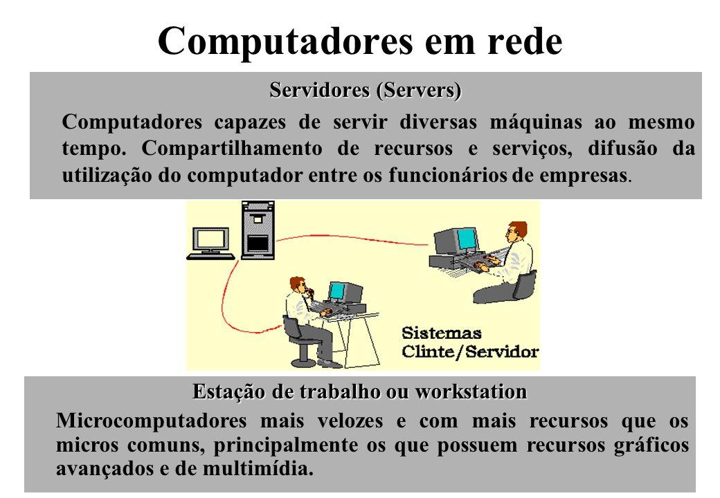Estação de trabalho ou workstation