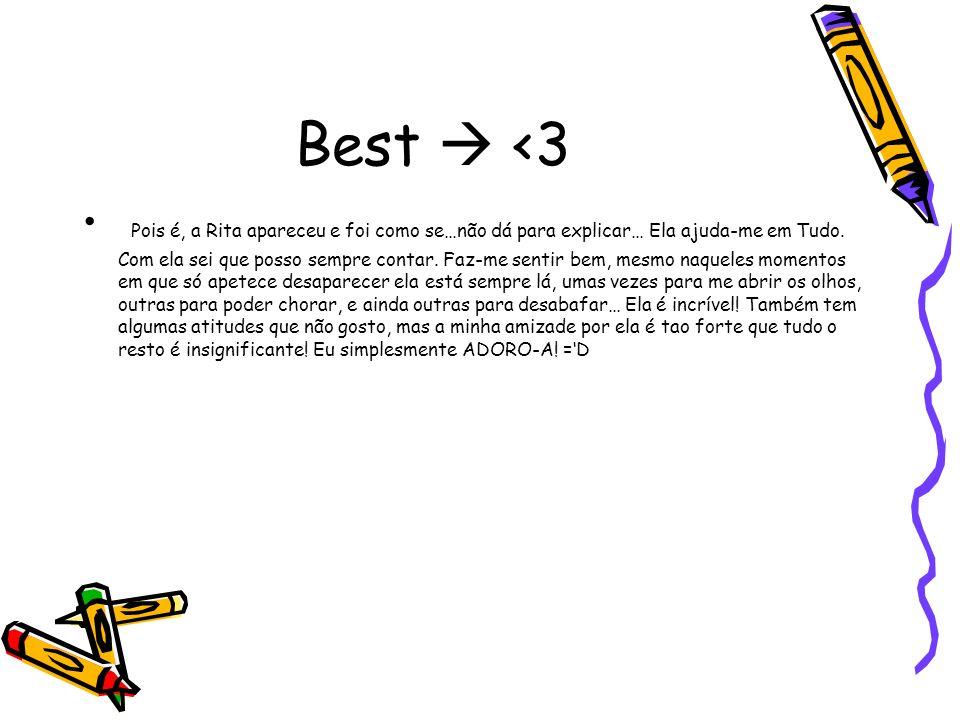 Best  <3